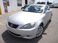 2008 Lexus IS 250 AWD- 77K APPROBATION 100%