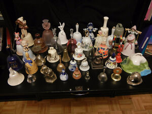 Collection de cloches