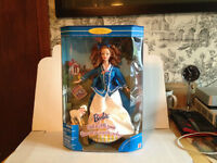 """Barbie Collector Editions """"Had a Little Lamb"""" 1999 Doll ** NEW"""