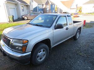 2007 GMC Canyon SLE Ext Cab - *NEW MVI*