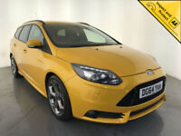 2014 64 FORD FOCUS ST-3 TURBO ESTATE 1 OWNER FORD SERVICE HISTORY FINANCE PX