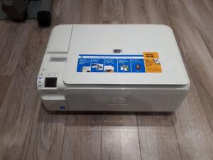 Imprimante hp c4480