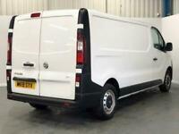 2019 Vauxhall Vivaro L2 2900 1.6CDTI 120PS H1 Van Van Diesel Manual