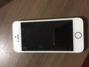 Iphone 5S, golden color, 16G, already reset
