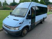 2006 Iveco Daily 50C14 LWB 3.O TD 17 SEATER MINIBUS TWIN WHEELS Minibus Diesel M