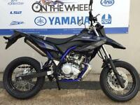 2016 YAMAHA WR125 X YAMAHA BLACK, BRAND NEW! ON THE ROAD