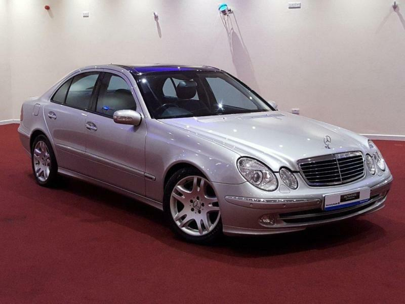 2003 mercedes benz e class 3 2 e320 cdi avantgarde 4dr in luton bedfordshire gumtree. Black Bedroom Furniture Sets. Home Design Ideas