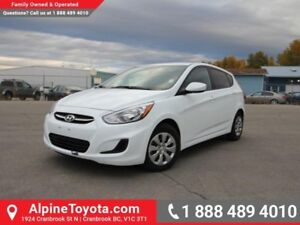 2017 Hyundai Accent GL  Manual - Heated Seats - Low Kms