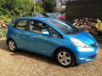 2008 58 HONDA JAZZ 1.4 16v ES 5 DOOR HATCH 5 SPEED MANUAL /////////////New Shape
