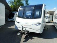 2019 Bailey Unicorn Cadiz - 4 Berth Single Axle Touring Caravan