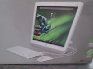 BRAND NEW IN BOX HP SLATE 21 IN TOUCHSCREEN ANDROID PC K100
