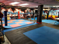 FITNESS FACILITY FOR RENT!