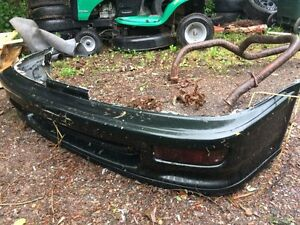 Acura integra bumper
