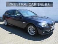2013 BMW 5 Series 2.0 520d Luxury Touring 5dr Diesel Manual