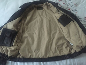 Izod leather jacket BRAND NEW Cambridge Kitchener Area image 4