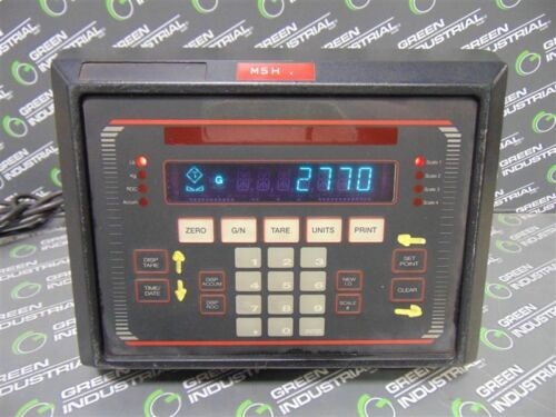 USED Rice Lake Weighing Systems I0810-3A Indicator / Control Module