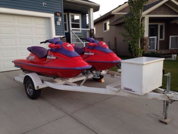 Used 1998 Bombardier Seadoo GSX Ltd.