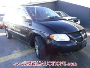 2004 DODGE GRAND CARAVAN  WAGON