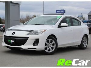 2012 Mazda 3 GT GT | HEATED LEATHER | SUNROOF