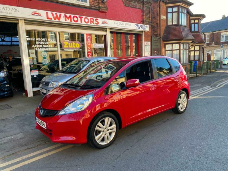 2013 Honda jazz 1.4 petrol 5 door.  Full history. Only 52k