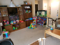 Home Daycare in Strathroy has 1 Full-time opening