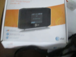 AT&T mobile Hotspot  4 G