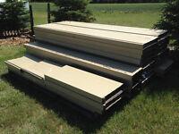 Building panels