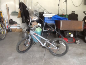 Childrens Mountain Mongoose Bike