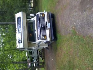 1988 FORD GLENDALE STERLING SERIES MOTORHOME