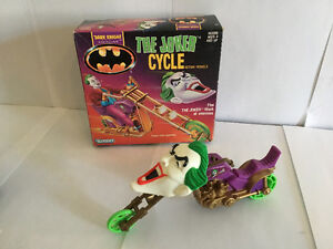 Vintage 1989 The Joker Cycle