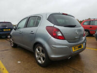 2013 VAUXHALL CORSA SXI 1.2 5 SPEED MANUAL PETROL Breaking for Parts (AC65)