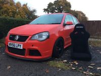Volkswagen Polo 9N3 GTI 1.8t Fast Road / Track Car