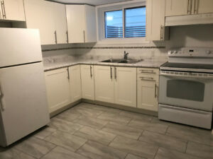 A place to call home! Sunny NEW lower level unit in north STC