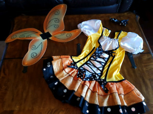 Monarch butterfly costume size M