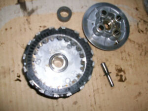 YAMAHA TTR90  Clutch Basket and extras