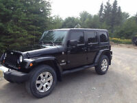 2011 Jeep Wrangler Unlimited (70th Anniversary)