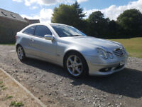 2006 MERCEDES BENZ C220 2.1 TD AUTO SPORT EDITION - LOW MILEGE -STUNNING EXAMPLE