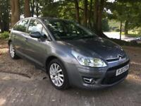 Citroen C4 1.6HDi 16v ( 110bhp ) ( DPFS ) EGS Exclusive **FINANCE AVAILABLE**