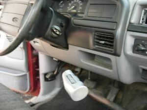 "Ford M5OD Shifter with Hurst ""T"" Handle."