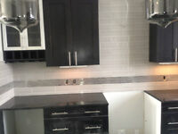 LETs ADD A BACKSPLASH IN YOUR KITCHEN**** CALL TODAY!