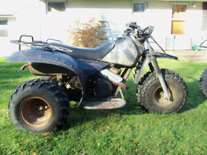1985 TO 1986 POLARIS 3 WHEELER 250 SCRAMBLER JUNK OR NOT