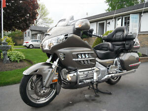 Immaculate 2004 Goldwing. 1800 with ABS.