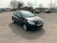 2009 Renault Clio Estate 1.2 ( 60bhp ) Manual With NEW MOT PX Welcome