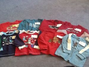 Baby boy winter clothing, size 2T/24 months