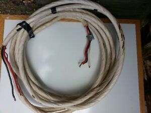 Heavy service cable