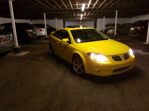 2007 Pontiac G5 GT only 178000 kms fully loaded