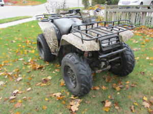 Yamaha 350 Big Bear 1987 Quad 4x4