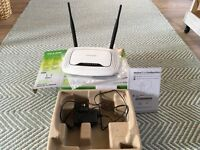 Router, wireless, TP-LINK TL-WR841N