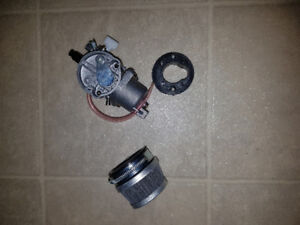 Pocket bike carb and airfilter