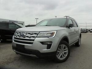 2019 Ford Explorer XLT 2.3L ECO 202A